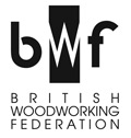 Logo of British woodworking Federation for Joinery and Bespoke furniture makers