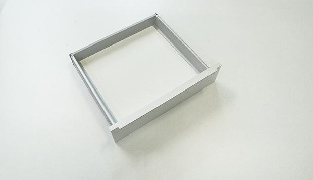 Custom inkjet printed MFC chipboard for cupboards