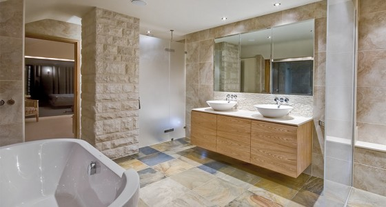 Bespoke bathroom fitout